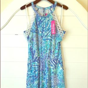 Lilly Pulitzer Romper. NWT.